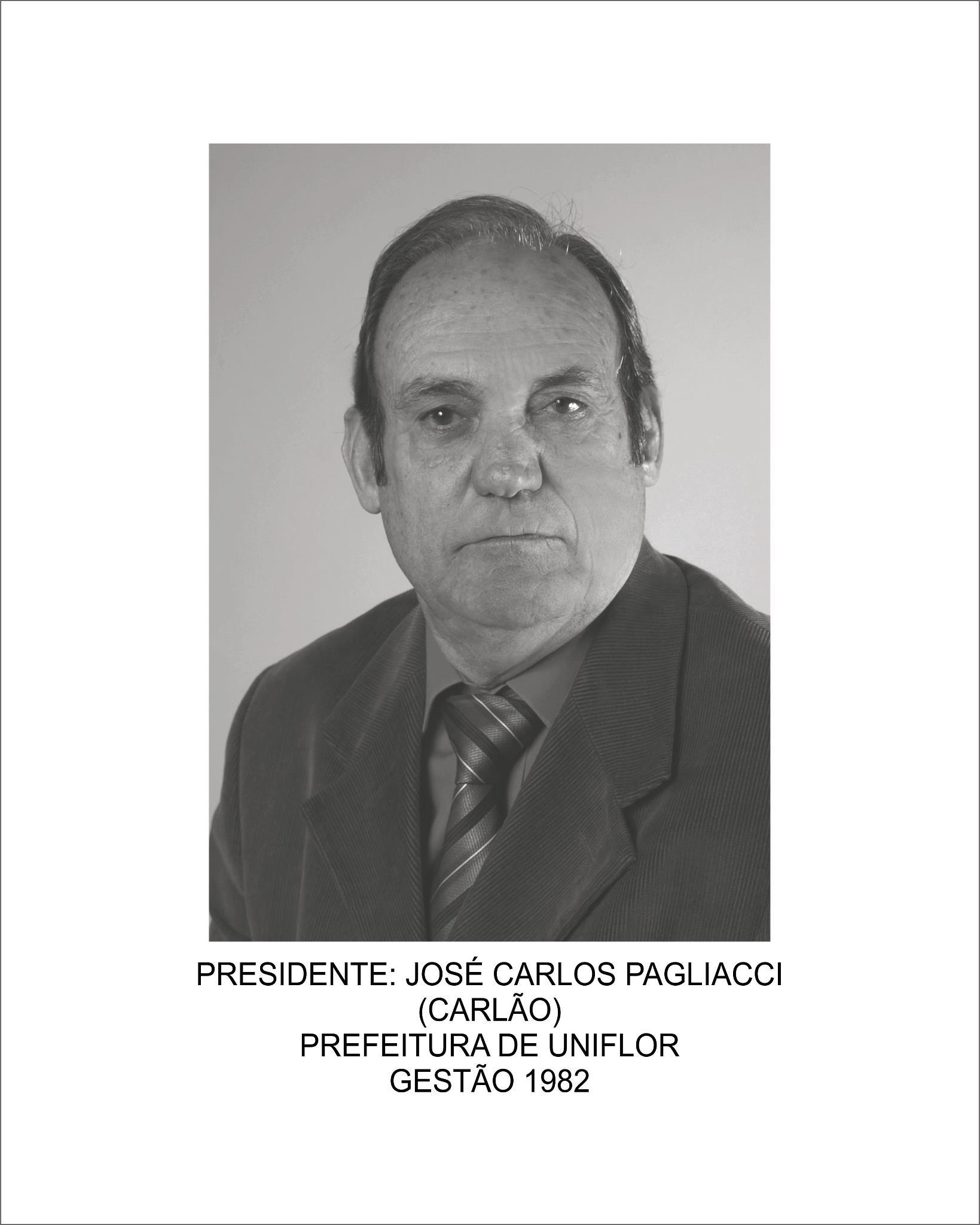 José Carlos Pagliacci (Carlão)
