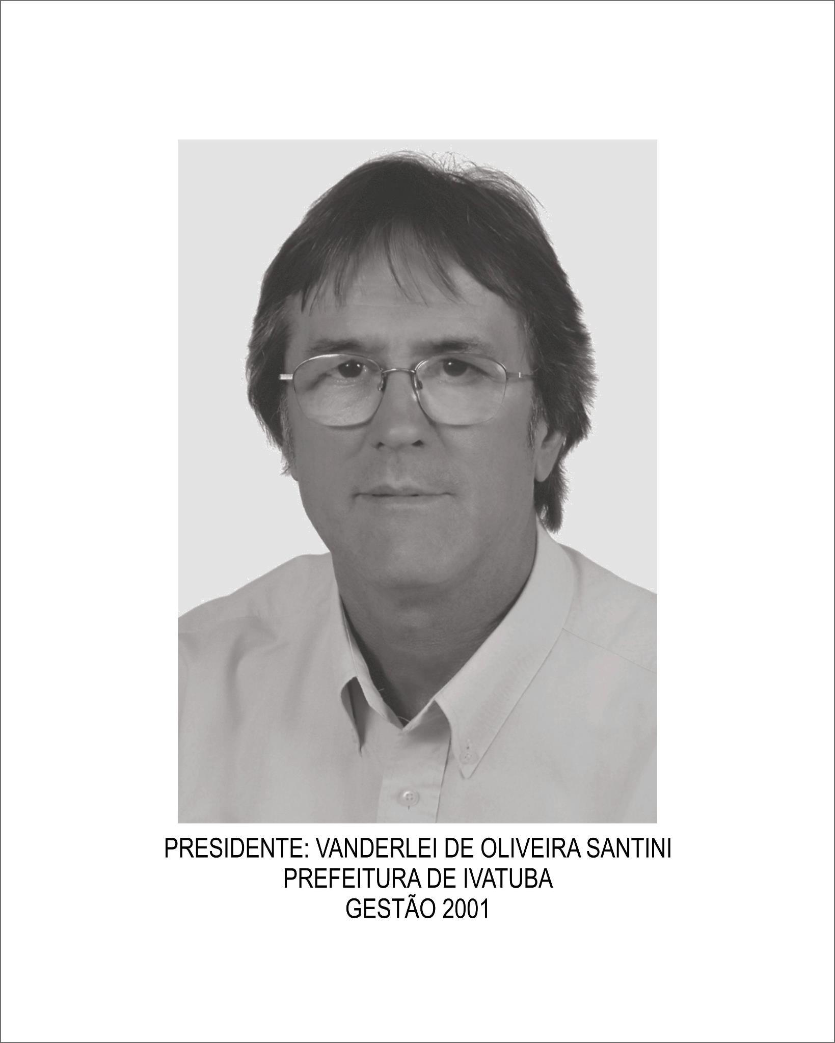 Vanderlei de Oliveira Santini