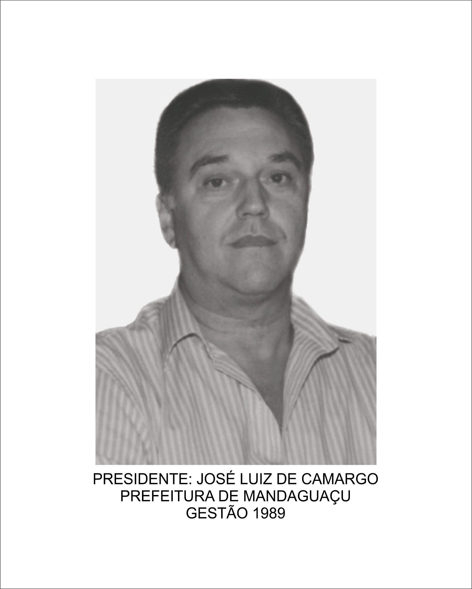 José Luiz de Camargo