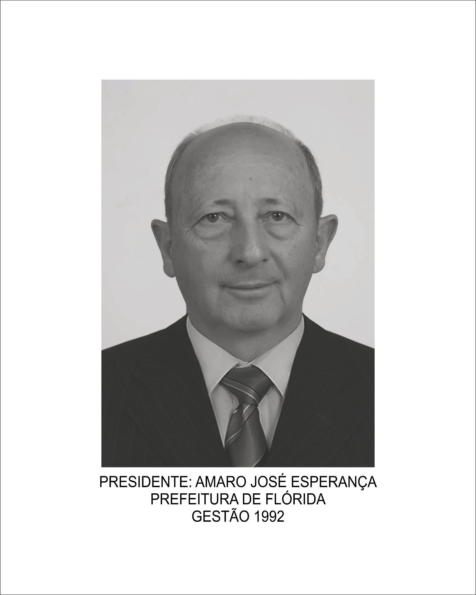 Amaro José Esperança